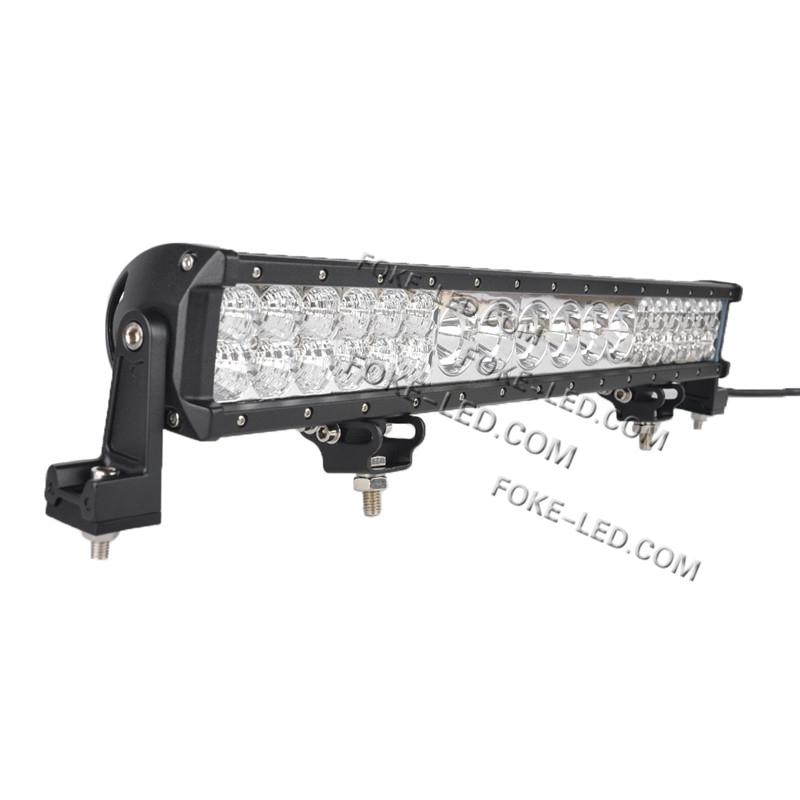 Barras de luz led rupse eal barra de luz de trabajo w led for Barra de luz led